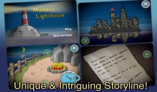Mystery Lighthouse v1.0