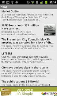 The Bremerton Patriot - screenshot thumbnail