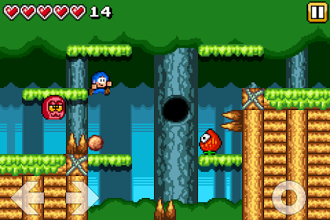 Bloo Kid Screenshot 1