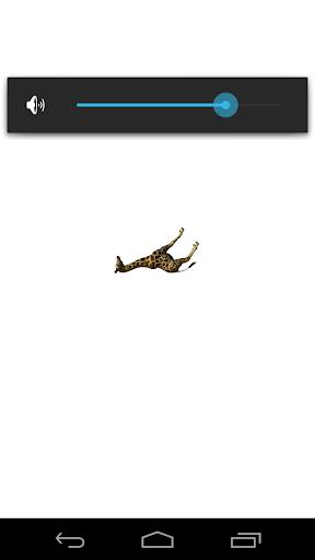 【免費休閒App】Tap The Giraffe-APP點子