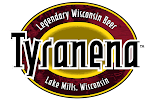 Logo of Tyranena Blueberry IPA
