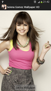 Selena Gomez Wallpaper HD 2014 - screenshot thumbnail