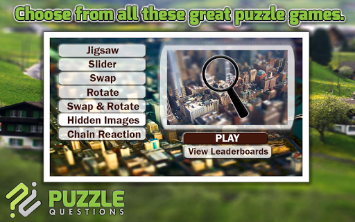 Free Toy World Puzzle Games