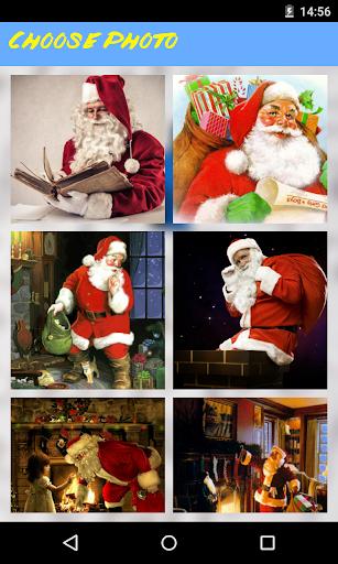 Santa Claus Jigsaw Puzzle