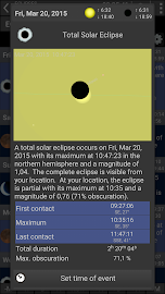Mobile Observatory - Astronomy Screenshot 7