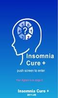 Screenshot of Insomnia Cure +