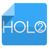 Holo2 - Icon Pack