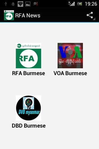 RFA News