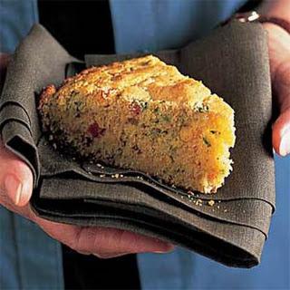 Jalapeño Corn Bread.
