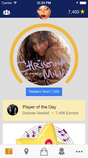 Fan Rewards - Christina Milian