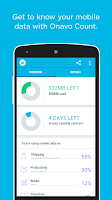 Screenshot of Onavo Count | Data Usage