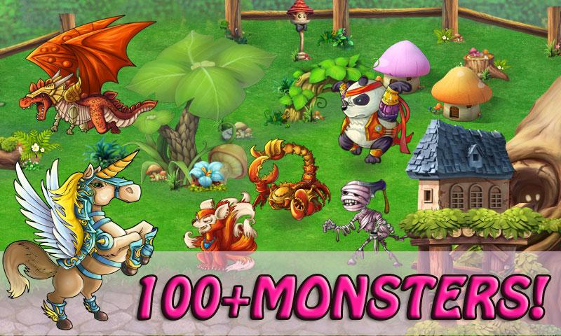 Monster Mania - screenshot