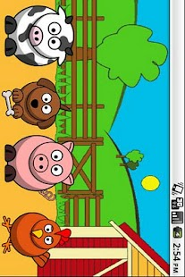 Farm Animals Spelling- screenshot thumbnail