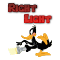 Flashlight app - RightLight icon