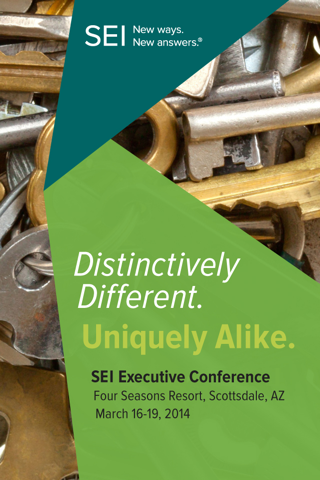SEI Executive Conference - screenshot