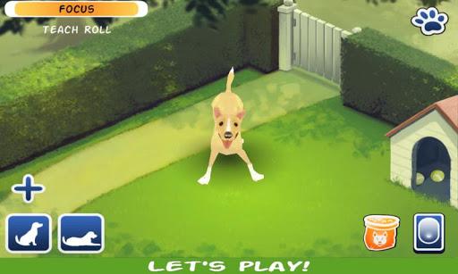 Clickety Dog: Pet School