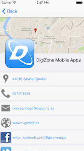 DigiZone Mobile Apps- screenshot thumbnail