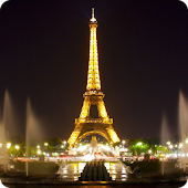 Paris City Live Wallpaper HD
