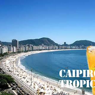 Caipiroska Tropicalia.