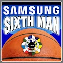 Samsung UAAP Sixth Man logo