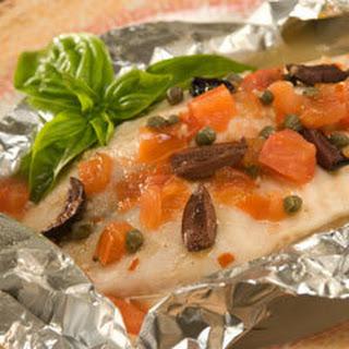 Mediterranean Fish Packets.