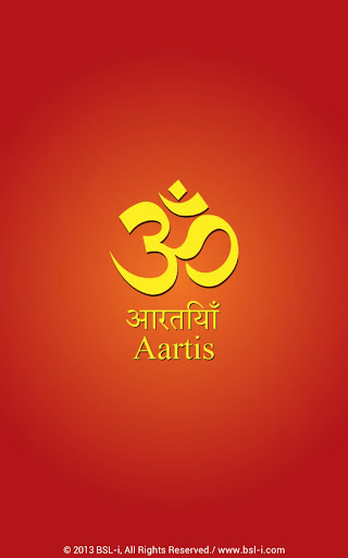 Aartis and Bhajans