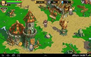 Screenshot of League of Heroes