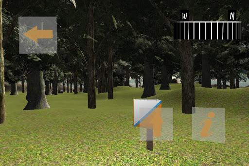 Orienteer Simulator