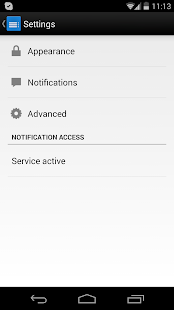 Locky Notification Widget Free - screenshot thumbnail