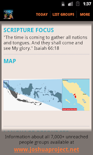 Unreached of the Day - screenshot thumbnail