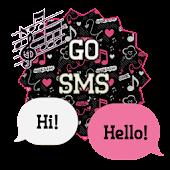 MusicLove/GO SMS THEME