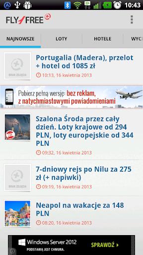 Fly4free+ Lite 1.0