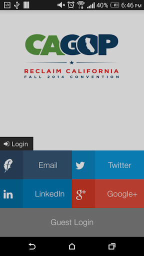 CA GOP Fall Convention 2014