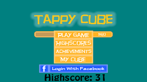 Tappy Cube