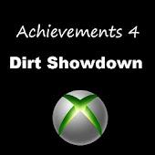 Achievements 4 Dirt Showdown
