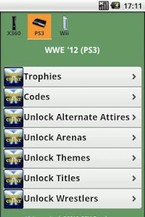 WWE SmackDown All Cheats - screenshot thumbnail