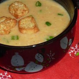 Beer Cheese Soup V.