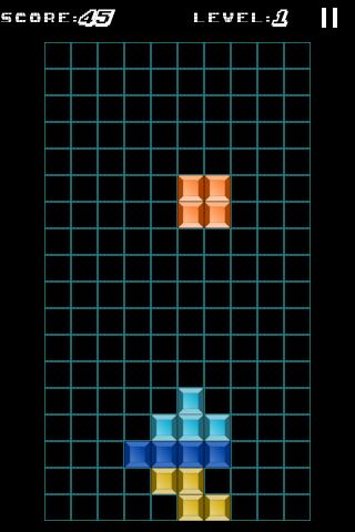 Rotatris - screenshot