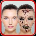 Make me Zombie, Horror makeup icon
