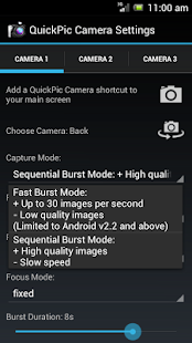 QuickPic Camera - screenshot thumbnail