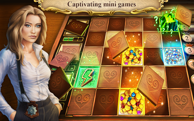 android Alice in the Mirrors of Albion Screenshot 8