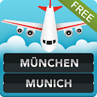FLIGHTS Munich Airport icon
