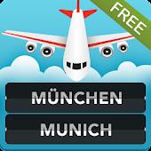 Munich Flight Information