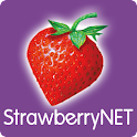 strawberrynet (android 1.6) logo