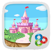 Castle GO Launcher Theme