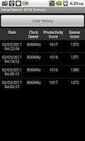 Screenshot of Smartbench 2011