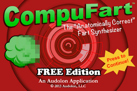 CompuFart FREE: Fart Synthesis- screenshot thumbnail