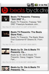 Beats By Dr.Dre - screenshot thumbnail