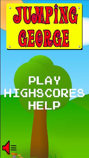 Jumping George