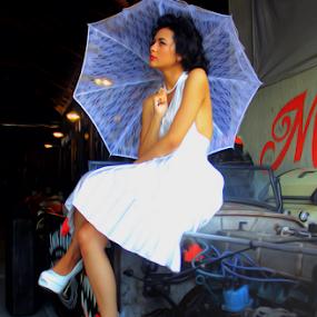 Marilyn Monroe KW by PriAs KHocaiy - People Fashion